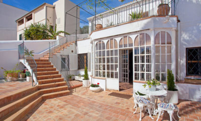 Our new treasure, Villa Terreno in the center of Palma de Mallorca