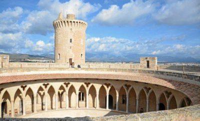 GNTM-Finale im Bellver-Schloss auf Mallorca