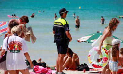 Mehr Polizeipräsenz in Palma de Mallorca